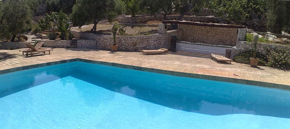 Santa Maria Di Leuca Puglia Villa Affitti Villa Grecale Dep 3 Ca