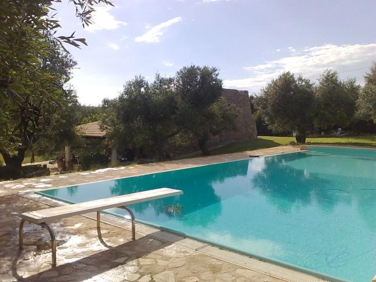 Santa Maria Di Leuca Puglia Villa Affitti Villa Due Mari Il Trullo
